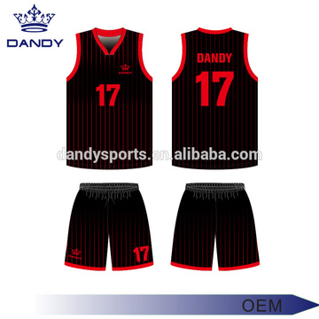 Customized design basketball jerseys