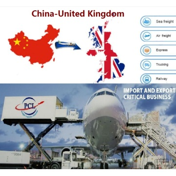 Honest and happy air freight shipping agent rates to United Kingdom from Shenzhen