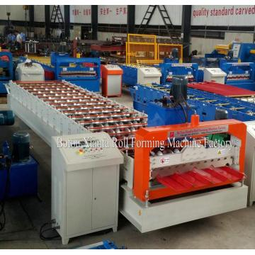 Roof Panel Wall Panel Roll Forming Machine