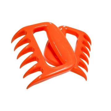 Heat Resistant Bear Paw Solid BBQ Meat Claws