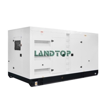 Electric Start Low Fuel Consumption 100kva Perkins Generator