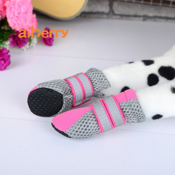 Durable Breathable Anti Scratch Protective Pets Shoes