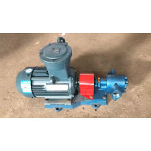 KCB heavy duty truck fuel oil pump with explosion-proof motor/crude oil/lube oil pump