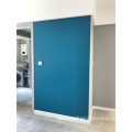 Large Wall Mounting Home Blue Chalkboard For Child