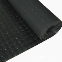 Waterproof coin floor mat size customized