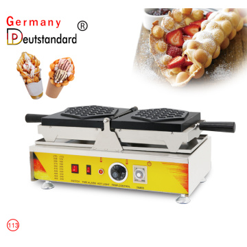 professional waffle maker with factory price