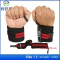Antistatic gym lifting wrist straps support
