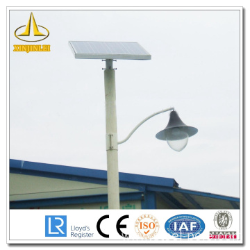 High Quality Steel Street Solar Poles