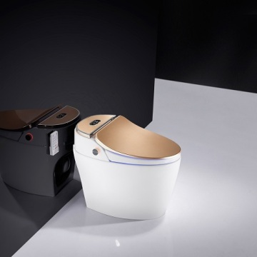 Smart Back Wall Toilet