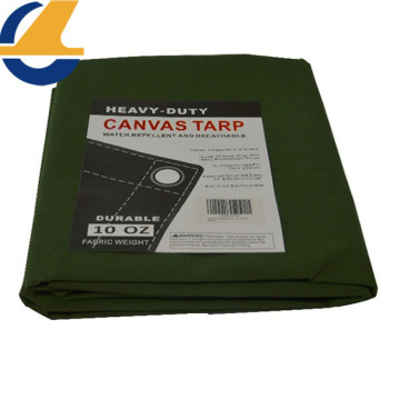 Cotton Canvas Tarps and Canoples Plus