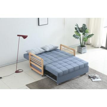 functional sofas blue color