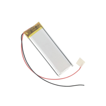 lithium polymer battery 602060 for electrical toys