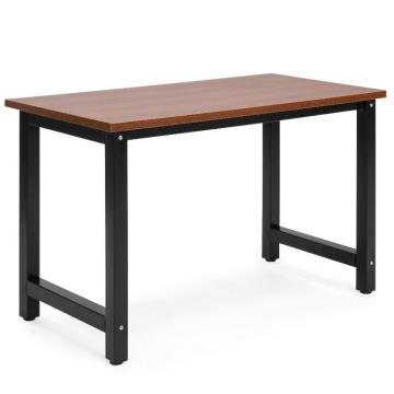 Cheap Simple Style Black Computer Table