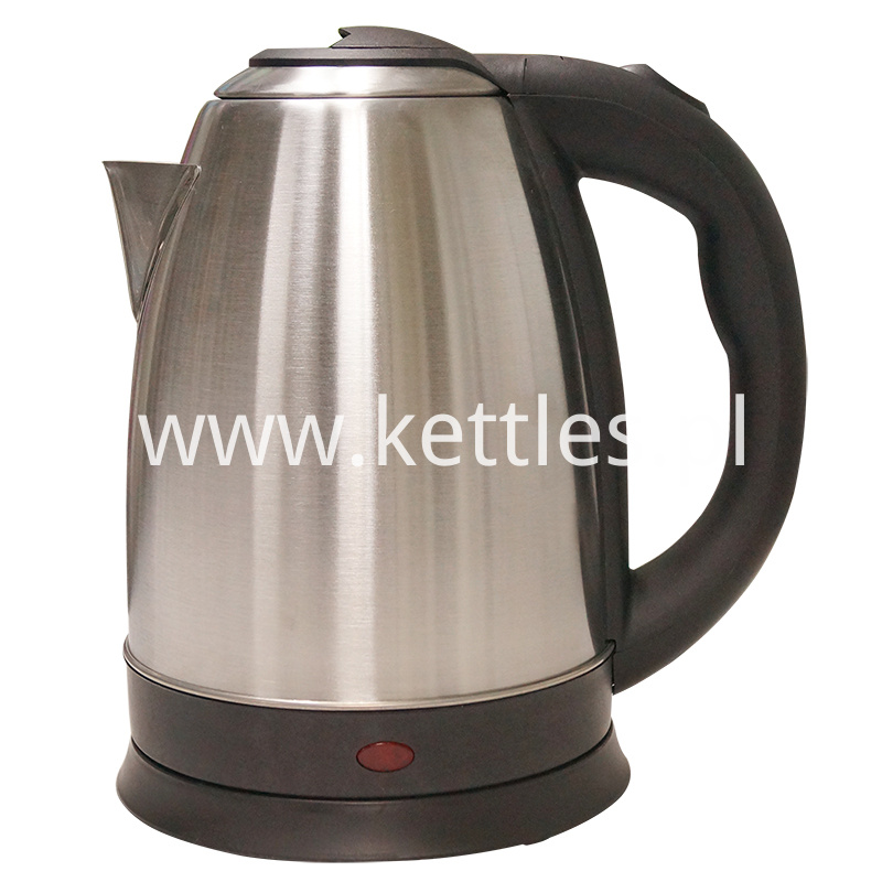 Commercial electric kettle