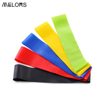 More Color Resistance Bands