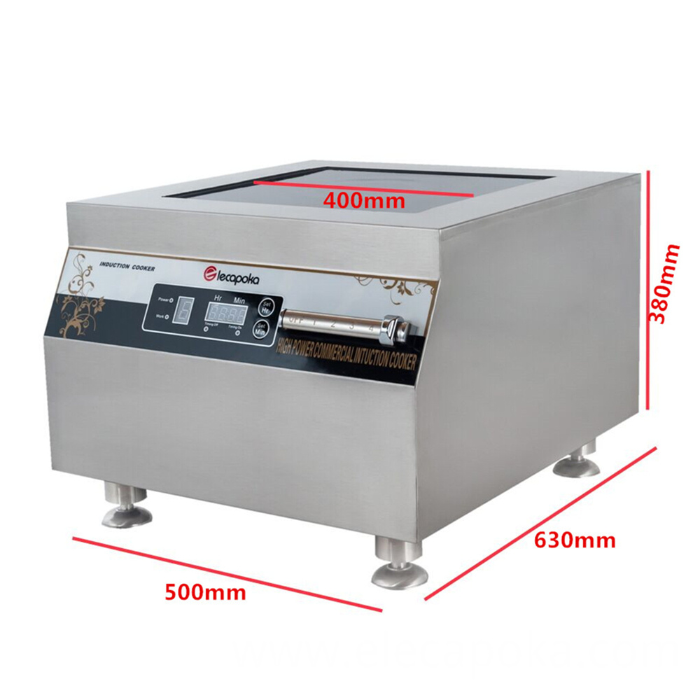 5kw induction cooker