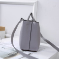 Grey Totes Crossbody Satchel Sling Bag with Handle