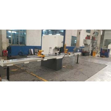 100Tons Servo Hydraulic straightening machine