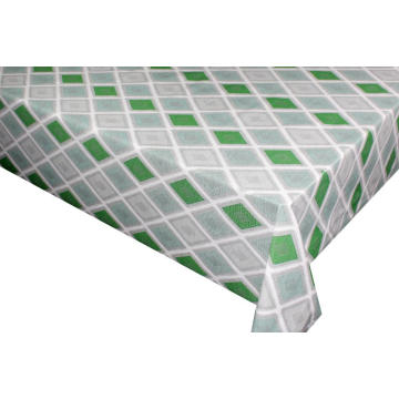 Elegant Tablecloth with Non woven backing Patterns