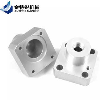 Custom color anodized precision aluminum CNC machining parts