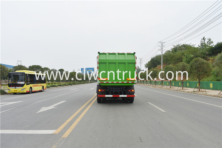 waste reduction truck specification