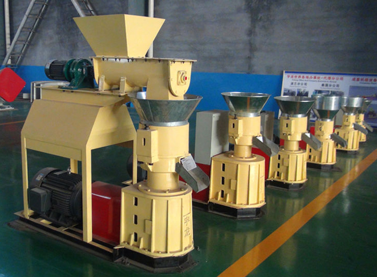 Diesel Power Animal Feed Pellet Machine
