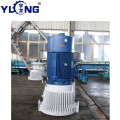 YULONG XGJ850 3-4T/h Pellet Machine From Wood sawdust factory price