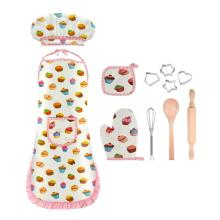 Chef Role Play Costume Baking Kids baking set