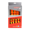7pcs VDE  injection screwdriver set