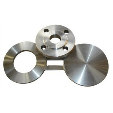 DN100 spectacle blind flange