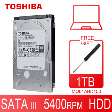 TOSHIBA Laptop 1TB Hard Drive Disk 1000GB 1000G HDD HD 2.5