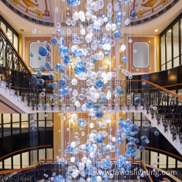Crystal modern decorative chandelier for home hotel
