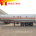 New Carbon Steel 50000 Liters Fuel Tank Trailer