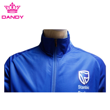 Dye Sublimation Custom Mens Tracksuits on Sale