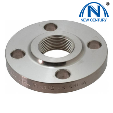 Threaded DN150 RF casting flange F304/F304L
