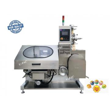 High Speed Lollipop Wrapping Machine