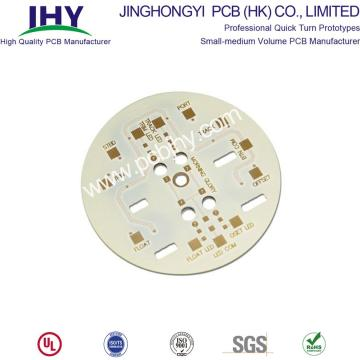 Custom LED Lighting Aluminium PCB Board Prototype