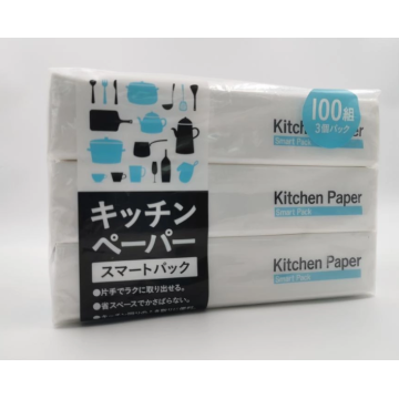 Kitchen paper for Household cleaning