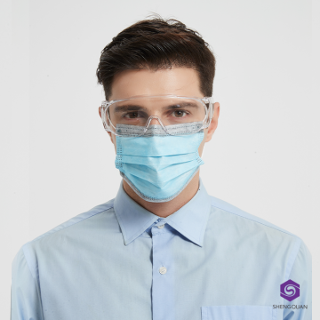 Good Quality Disposable 3 Ply Non-woven Mask