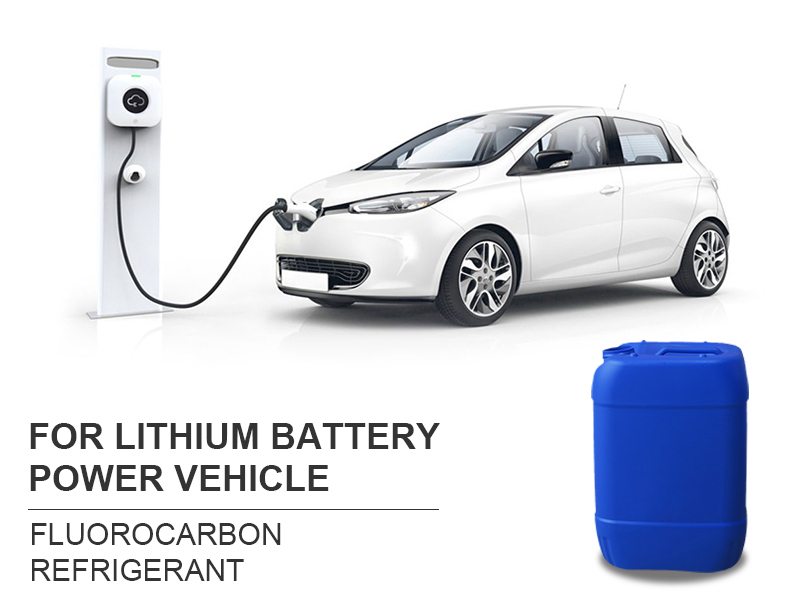 Fluorocarbon Cooling for Battery Car
