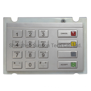 PCI approved Encrypting PIN PAD for ATM