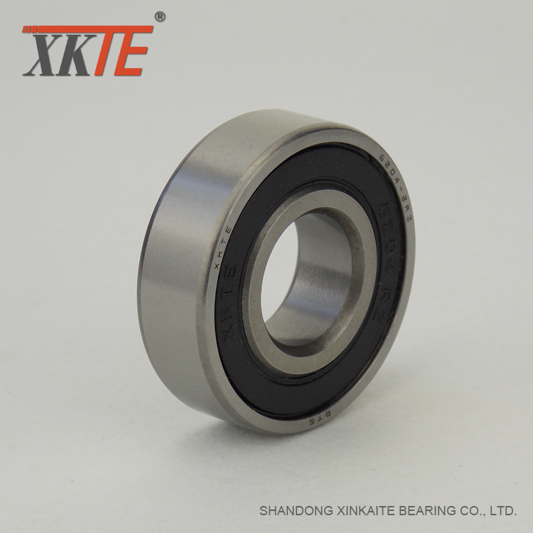 6204 2rz Rubber Seals Bearing