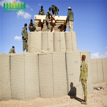 hesco military barrier gabion blast wall hesco barrier