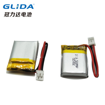 Best 601220 Li-Polymer Rechargeable Battery Pack