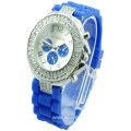 Girls Customized Silicone Quartz Wrist Watch