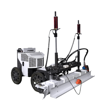 Top Quality Ride-on Laser Screed Machine