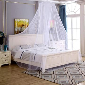 Mosquito Net Circular Bed Canopy for All Beds