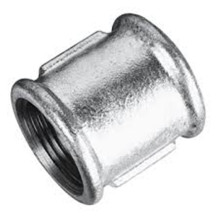 Pipe Fitting Adapter Galvanized Malleable Iron Socket