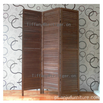 simple design elegant home restaurant Chinese style decoration folding screen