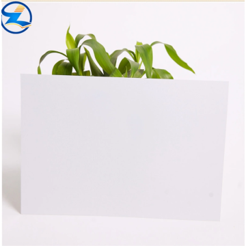 High Glossy color Rigid PP Plastic acrylic Films